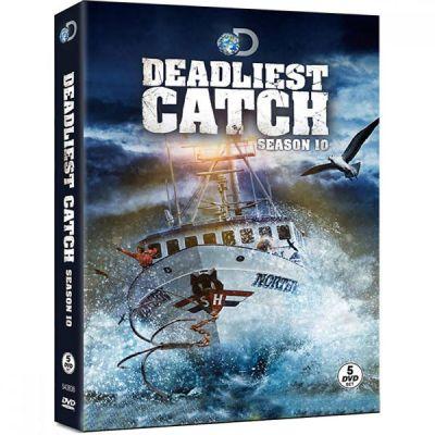 O prada mortala / Deadliest Catch - Sezonul 10 - (5 DVD)