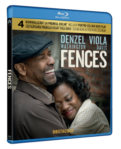 Obstacole / Fences - BLU-RAY