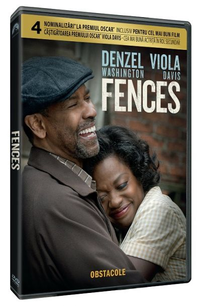 Obstacole / Fences - DVD