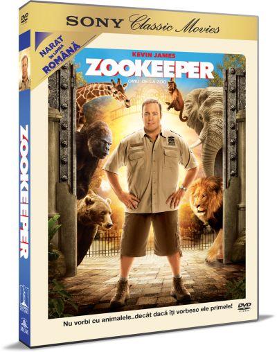 Omu' de la Zoo / Zookeeper - DVD