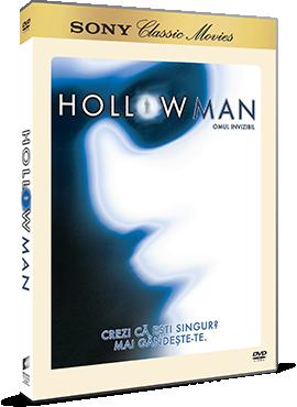 Omul Invizibil / Hollow Man - DVD