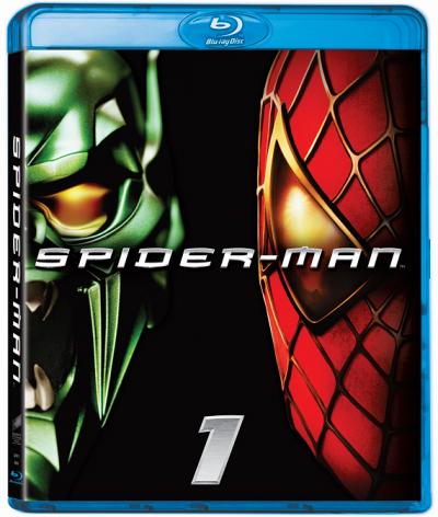 Omul-Paianjen 1 / Spider-Man - BLU-RAY