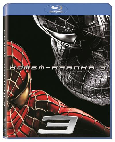 Omul-Paianjen 3 / Spider-Man 3 - BLU-RAY
