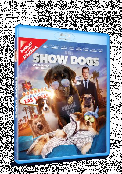 Operatiunea Ham-Ham / Show Dogs - BLU-RAY