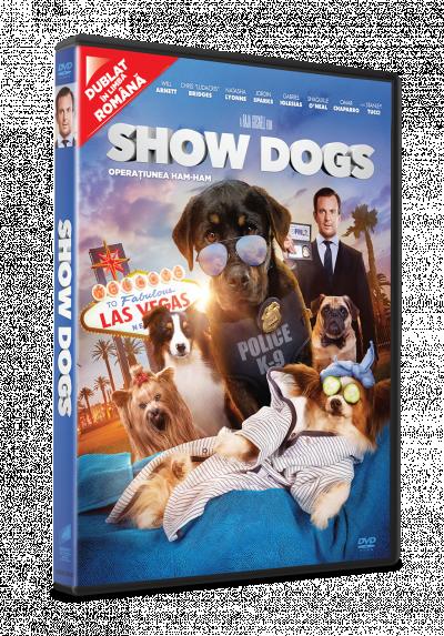 Operatiunea Ham-Ham / Show Dogs - DVD