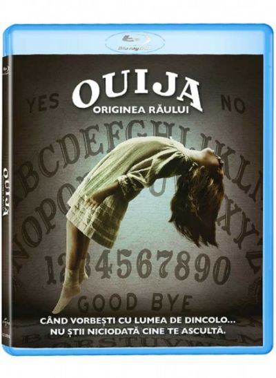 Ouija 2: Originea Raului / Ouija: Origin of Evil - BLU-RAY