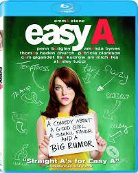 Pacatoasa / Easy A - BLU-RAY