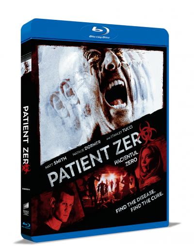 Pacientul Zero / Patient Zero - BLU-RAY