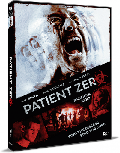 Pacientul Zero / Patient Zero - DVD