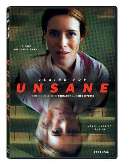 Paranoia / Unsane - DVD