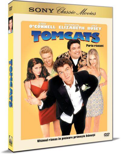 Pariu Riscant / Tomcats - DVD