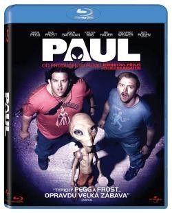 Paul - Un extraterestru fugit de acasa / Paul (coperta in ceha, subtitrare in romana) - BLU-RAY