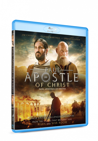 Pavel, Apostolul lui Hristos / Paul, Apostle of Christ - BLU-RAY