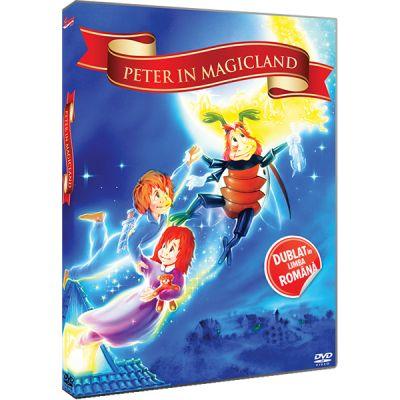 Peter pe Taramul Magic / Peter in Magicland - DVD