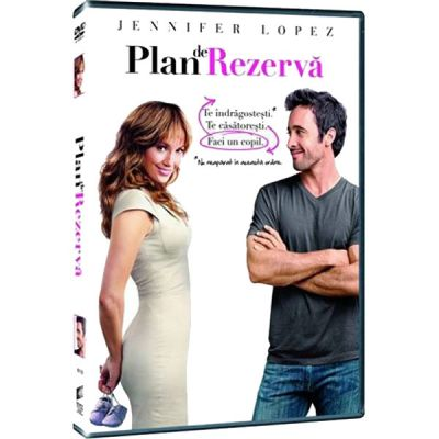 Plan de rezerva / The Back-up Plan - DVD