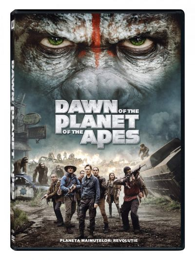 Planeta Maimutelor 2: Revolutie / Dawn of the Planet of the Apes - DVD