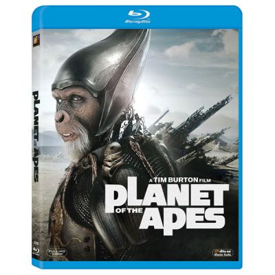 Planeta Maimutelor / Planet of the Apes (2001) - BD