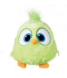 Plus Angry Birds - Green (14 cm)
