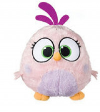 Plus Angry Birds - Pink (14 cm.)