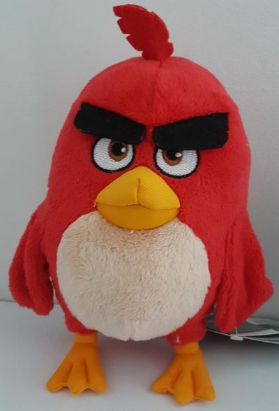 Plus Angry Birds - Red (22 cm.)