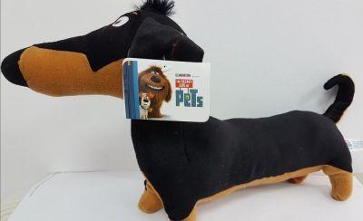 Plus Buddy din animatia Singuri acasa / Secret Life of Pets (28 cm)