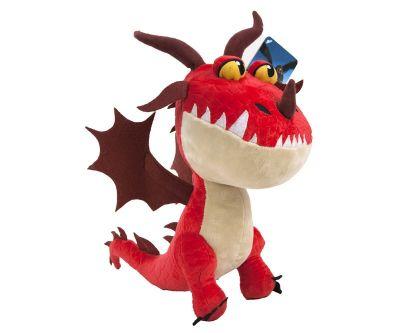 Plus Dragon Rosu din Cum sa iti dresezi Dragonul / How To Train Your Dragon (28 cm)