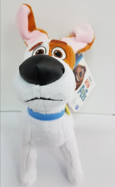 Plus Max din animatia Singuri acasa / Secret Life of Pets (15 cm)