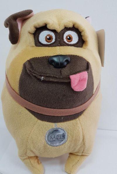 Plus Mel din animatia Singuri acasa / Secret Life of Pets (28 cm)