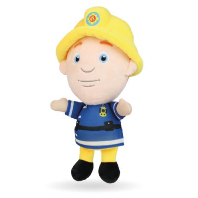 Plus Sam din Pompierul Sam / Fireman Sam (28 cm)
