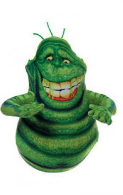 Plus Slimer (smile) din Ghostbusters / Vanatorii de fantome (28 cm)