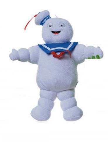 Plus Stay Puft Marshmallow Man din Ghostbusters / Vanatorii de fantome (28 cm)