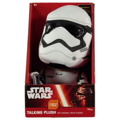 Plus Stormtrooper (cu sonor) din Star Wars / Razboiul Stelelor (24 cm)