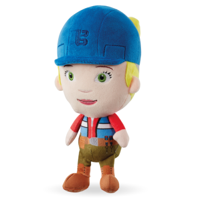 Plus Wendy din Bob Constructorul / Bob the Builder (25 cm)