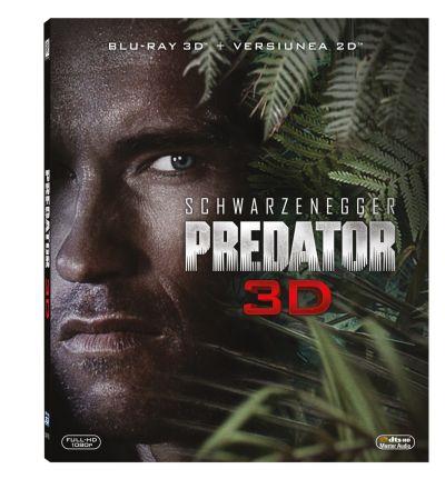 Predator - BLU-RAY 3D (O-RING)