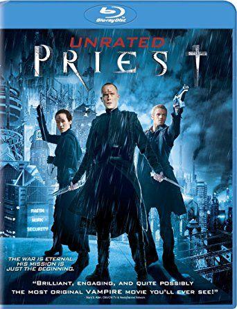 Priest: Razbunatorul / Priest - BLU-RAY