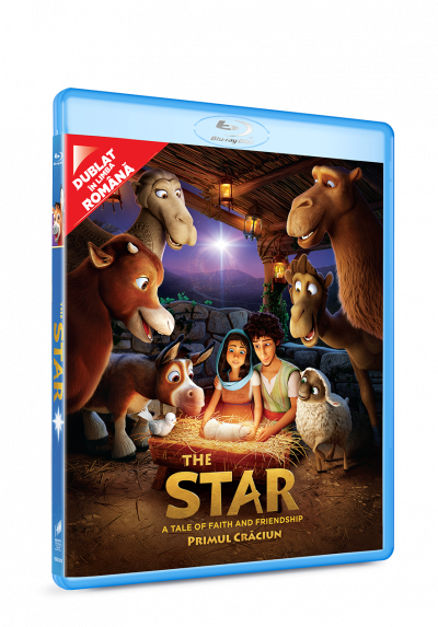 Primul Craciun / The Star - BLU-RAY