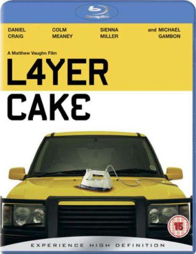 Prins la inghesuiala / Layer Cake - BLU-RAY
