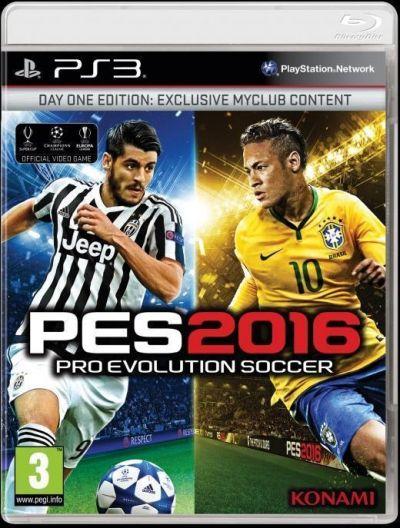 PRO EVOLUTION SOCCER 2016 D1 EDITION - PS3