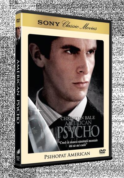 Psihopat american / American Psycho - DVD