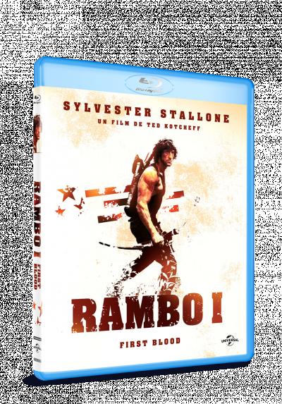Rambo I / First Blood - BLU-RAY