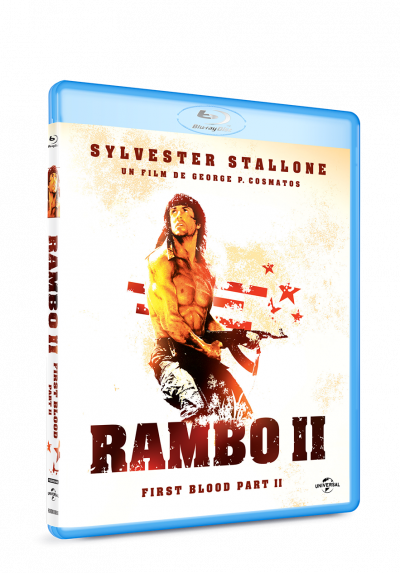 Rambo II / Rambo: First Blood - Part II - BLU-RAY