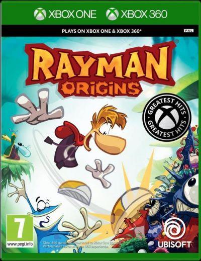 RAYMAN ORIGINS - XBOX360 (XBOX ONE COMPATIBLE)