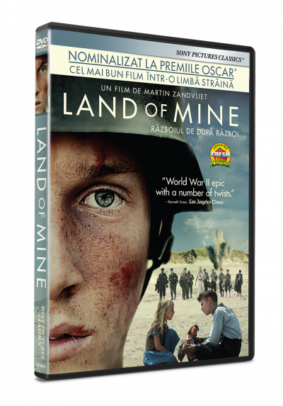 Razboiul de dupa razboi / Land of Mine (Under Sandet) - DVD