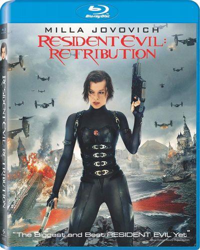 Resident Evil: Rasplata / Resident Evil: Retribution BLU-RAY
