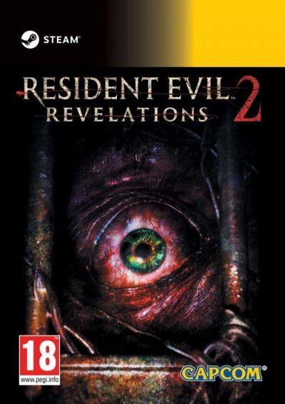 RESIDENT EVIL REVELATIONS 2 - PC (STEAM CODE)