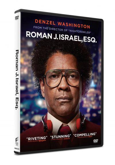 Roman J. Israel, Esq. - DVD