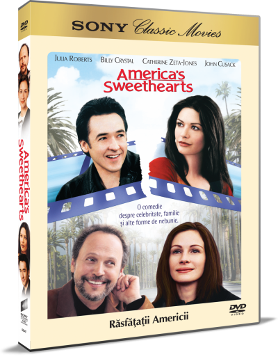 Rasfatatii Americii / America's Sweethearts - DVD