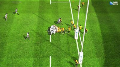 RUGBY WORLD CUP 2015 - XBOX360