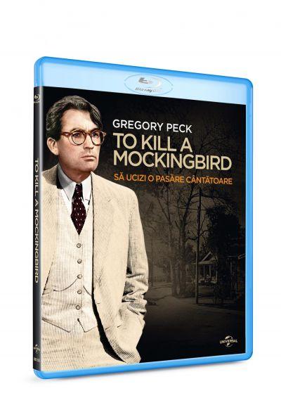 Sa ucizi o pasare cantatoare / To Kill a Mockingbird - BLU-RAY