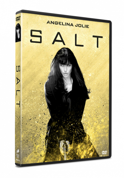 Salt (Character Cover Collection) - DVD